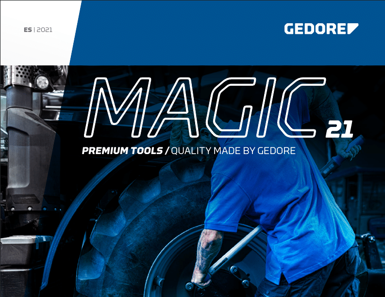 promocion gedore magico 21 magic 2021
