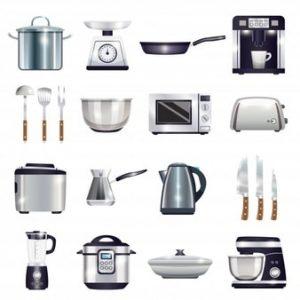hogar cuchillos cafetera microondas tostadora etxeko labanak kafe makina mikrouhin txigorgailua